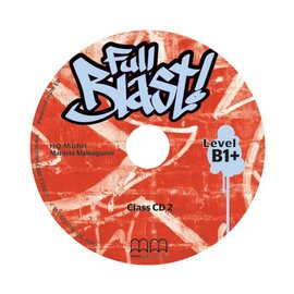 Full Blast! B1+ Class CDS (2) - фото книги
