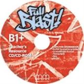 Full Blast! B1+ TRP CD-ROM - фото обкладинки книги