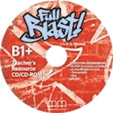 Full Blast! B1+ TRP CD-ROM - фото книги