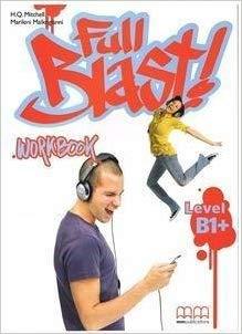 Full Blast! B1+ WB - фото книги
