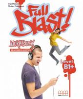 Full Blast! B1+ WB Teacher's Ed. - фото обкладинки книги