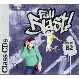 Full Blast! B2 Class CDS (2) - фото книги