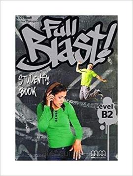 Full Blast! B2 SB - фото книги
