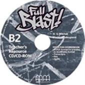 Full Blast! B2 TRP CD-ROM - фото обкладинки книги