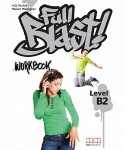Full Blast! B2 WB - фото книги