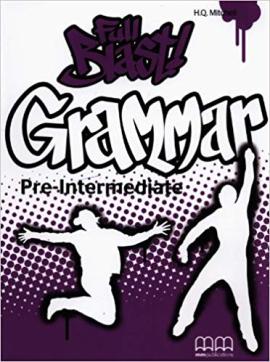 Full Blast! Grammar Pre-Intermediate - фото книги