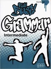 Full Blast! Intermediate Grammar Book - фото обкладинки книги