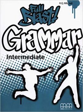 Full Blast! Intermediate Grammar Book - фото книги