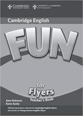 Fun for 2nd Edition Flyers Teacher's Book - фото обкладинки книги