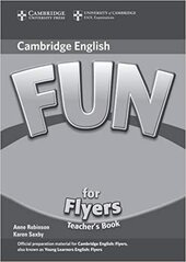 Fun for 2nd Edition Flyers Teacher's Book