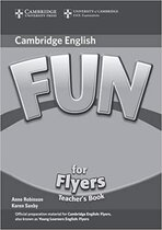 Fun for 2nd Edition Flyers Teacher's Book