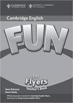 Книга для вчителя Fun for 2nd Edition Flyers Teacher's Book