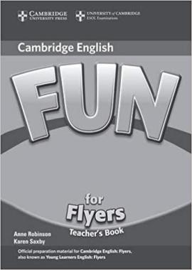Fun for 2nd Edition Flyers Teacher's Book - фото книги