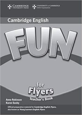 Fun for 2nd Edition Flyers Teacher's Book - фото книги
