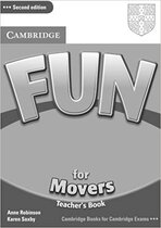 Аудіодиск Fun for 2nd Edition Movers Teacher's Book