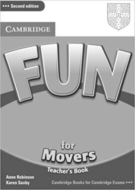 Fun for 2nd Edition Movers Teacher's Book - фото книги