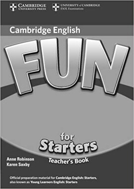 Fun for 2nd Edition Starters Teacher's Book - фото книги