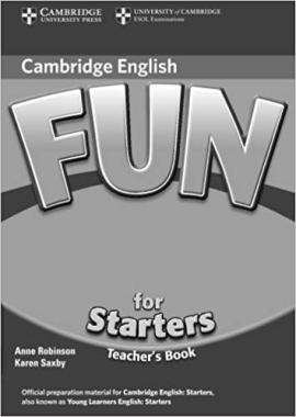 Fun for 2nd Edition Starters Teacher's Book - фото книги