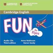 Fun for Flyers 3rd Edition Audio CDs (2) - фото обкладинки книги