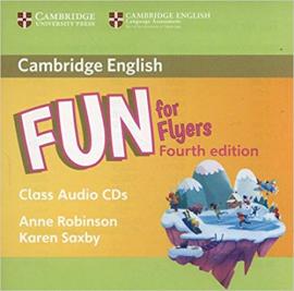 Fun for Flyers Class Audio CDs (2) - фото книги