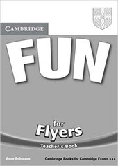 Книга для вчителя Fun for Flyers Teacher's Book