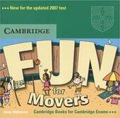 Аудіодиск Fun for Movers Audio CD