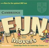 Підручник Fun for Movers Audio CD