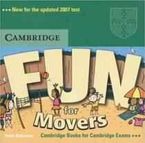 Посібник Fun for Movers Audio CD