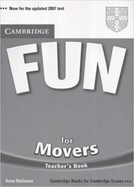 Fun for Movers Teacher's Book - фото книги