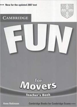 Fun for Movers Teacher's Book - фото книги