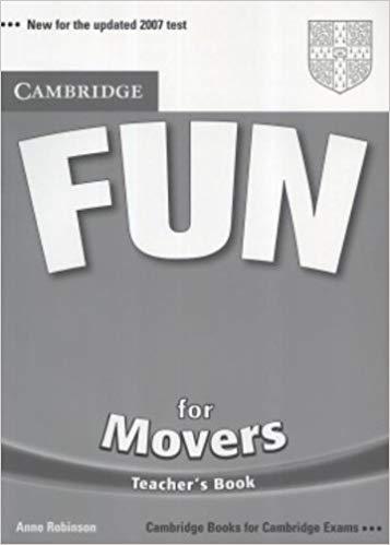 Книга для вчителя Fun for Movers Teacher's Book