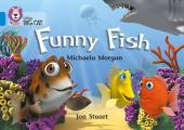 Funny Fish - фото обкладинки книги