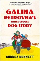 Galina Petrovna's Three-Legged Dog Story - фото обкладинки книги