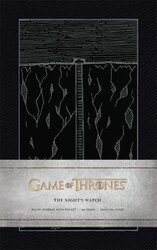 Game of Thrones: The Night's Watch Hardcover Ruled Journal - фото обкладинки книги
