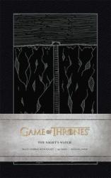 Game of Thrones: The Night's Watch Hardcover Ruled Journal - фото обкладинки книги