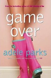 Game Over - фото обкладинки книги