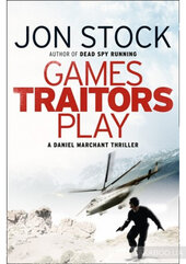 Games Traitors Play - фото обкладинки книги