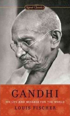 Gandhi. His Life and Message for the World - фото книги