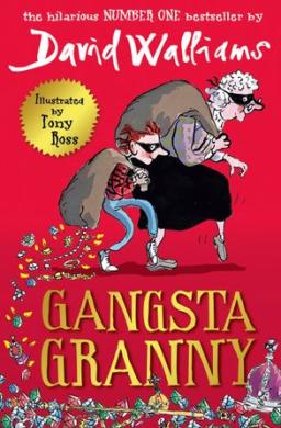 Книга Gangsta Granny