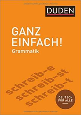Ganz einfach! Deutsche Grammatik - фото книги