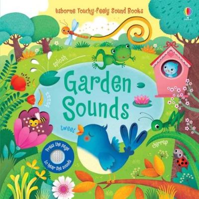 Книга Garden Sounds
