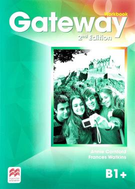 Gateway B1+ Workbook (робочий зошит) - фото книги