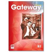 Gateway B2 Workbook (робочий зошит) - фото обкладинки книги