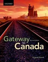 Gateway to Canada 2nd Edition - фото обкладинки книги