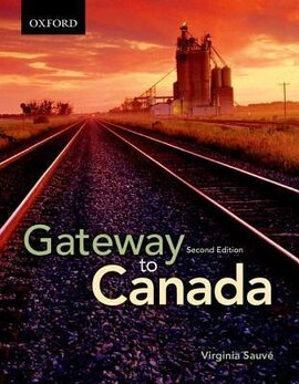 Gateway to Canada 2nd Edition - фото книги