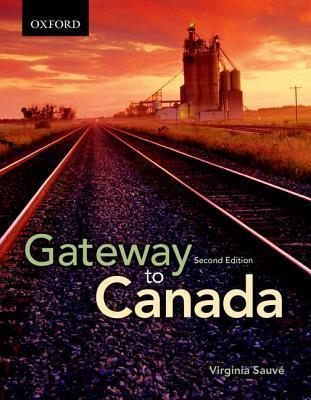 Посібник Gateway to Canada 2nd Edition