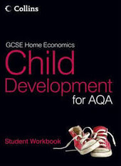 GCSE Child Development for AQA Student Workbook - фото обкладинки книги