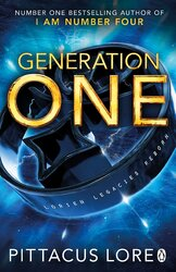 Generation One : Lorien Legacies Reborn - фото обкладинки книги