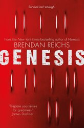 Genesis - фото обкладинки книги