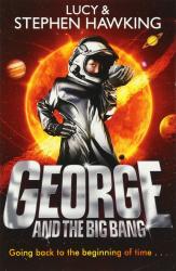 George and the Big Bang - фото обкладинки книги